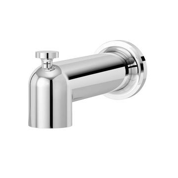 Symmons 532TSD Museo Diverter Wall Mounted Tub Spout