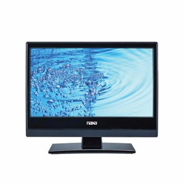 Naxa RA47467 13.3 in. LED TV with DVD & Media Player & Car Package
