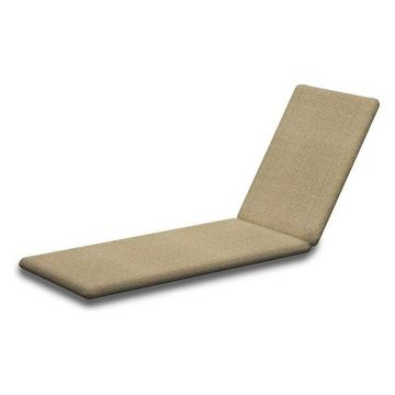 POLYWOOD Chaise Cushion, Sesame