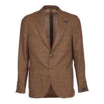 Lardini Brown Jacket