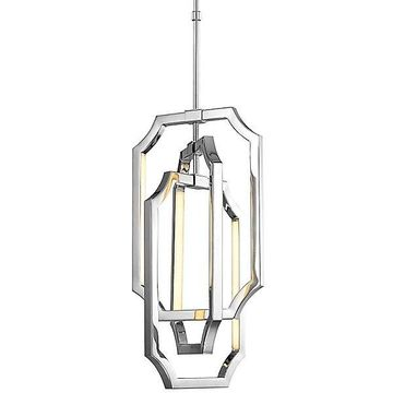 Audrie Chandelier by Feiss