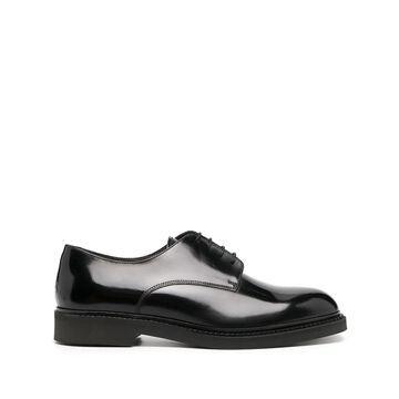polished lace-up shoes