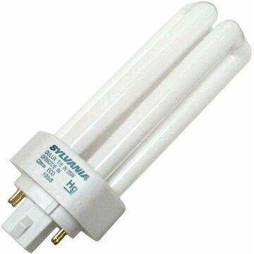 Sylvania 20879 Cf26Dt/E/In/827/Eco 26-Watt Triple Tube Compact Fluorescent Light