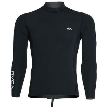 RVCA 2mm Neoprene Back Zip Wetsuit Jacket