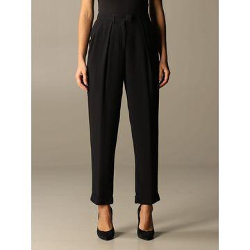 Manila Grace High-waisted Trousers