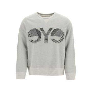 Junya Watanabe Eye Crew Neck Sweatshirt