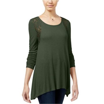 Hippie Rose Womens Tunic Pullover Blouse