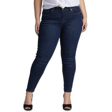 Silver Jeans Co. Trendy Plus Size Avery Skinny Jeans
