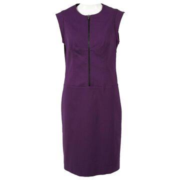 Derek Lam Purple Synthetic Dresses