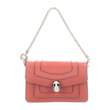 Serpenti Forever Mini Bag Orange