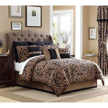 Veratex Chambord 4 Piece Comforter Set