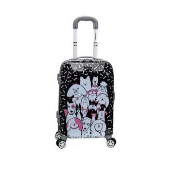 Rockland 20 Inch Polycarbonate Carry On Spinner -