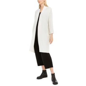 Eileen Fisher Open Duster Cardigan