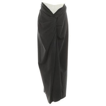 Dries Van Noten Black Polyamide Dresses