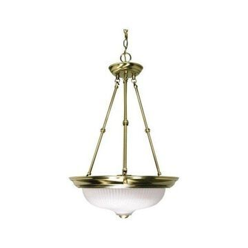 Nuvo Lighting 60/243 3 Light Bowl Pendant