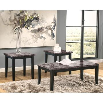 Signature Design by Ashley Maysville 3 Piece Occasional Table Set - 48
