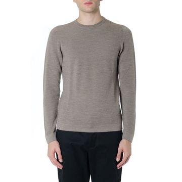 Zanone Dove Color Wool Sweater