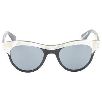 Oliver Peoples Black Plastic Sunglasses