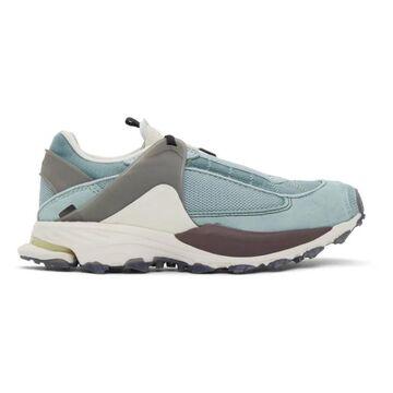 OAMC Blue adidas Originals Edition Type O-5 Sneakers