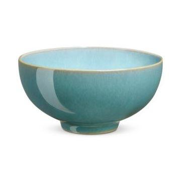 Denby Dinnerware, Azure Rice Bowl