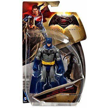 Batman vs Superman Blue Batman Tri-card Variant Grapnel Blast