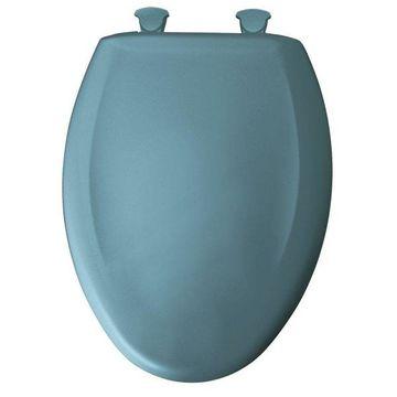 Bemis, Toilet Seat, Regency Blue, 3