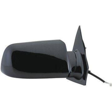 62053G - Fit System Passenger Side Mirror for 00-05 Chevy Astro Van, GMC Safari Van, black, foldaway, Power