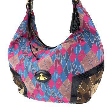 Vivienne Westwood Multicolour Cloth Handbags