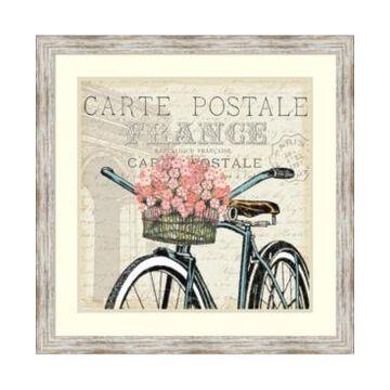 Amanti Art Paris Ride Ii Framed Art Print