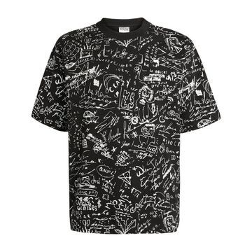 Marcelo Burlon County Of Milan Sketches T-Shirt
