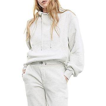 The Kooples Black Hooded Sweatshirt
