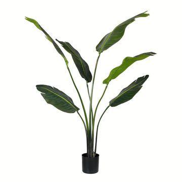 Vickerman 48-in Green Indoor Artificial Palm Plants | TB190840