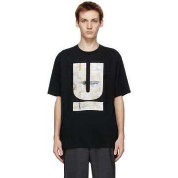 Undercover Black U Scab 30th Anniversary T-Shirt