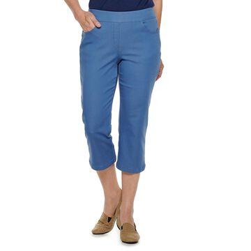 Women's Napa Valley Super Stretch Pull-On Capri Pants