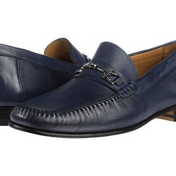 Mezlan Brussels (Blue) Men's Shoes