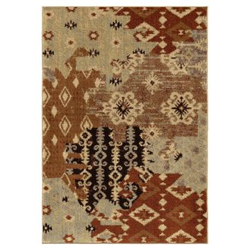 Orian Rugs Southwest Patches Area Rug