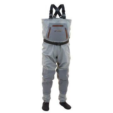Frogg Toggs Hellbender Youth Breathable Chest Wader, Large