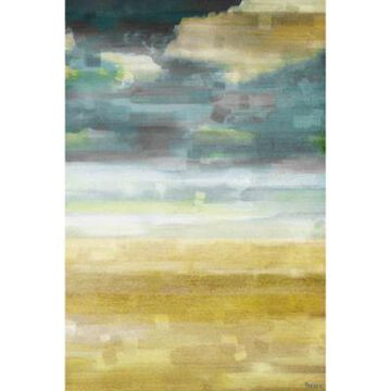 Parvez Taj Sandy Vision 40-Inch x 60-Inch Canvas Wall Art