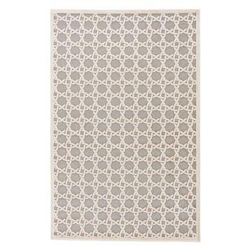 Jaipur Living Trella Trellis White/Gray Area Rug, 9'x12'