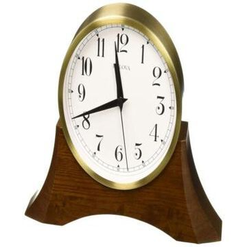 Bulova Mariner Mantle Clock