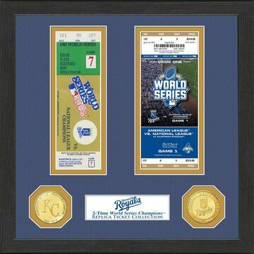 Kansas City Royals Highland Mint 13