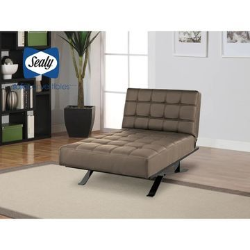 Carmen Chaise Convertible By Sealy