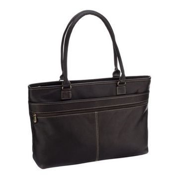 LeDonne Women's Fauna Executive Tote LD-9894 Cafe - US Women's One Size (Size None)
