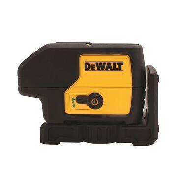 DEWALT DW083CG Green Beam 3 Spot Lasers