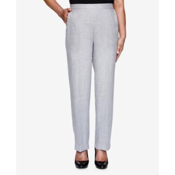 Alfred Dunner Women's Missy French Bistro Proportioned Short Pant
