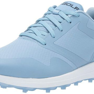 Skechers Womens Max-Fade Low Top Lace Up Golf Shoes