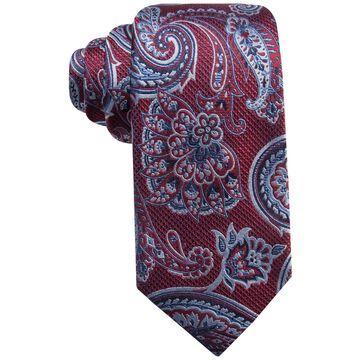 Tasso Elba Mens Paisley Self-tied Necktie