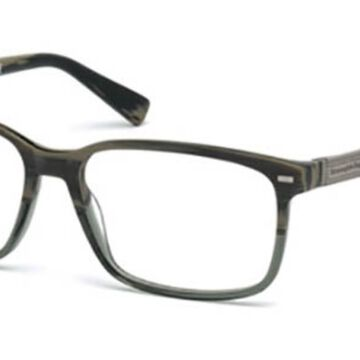 Ermenegildo Zegna EZ5045 062 Men's Glasses Size 56 - Free Lenses - HSA/FSA Insurance - Blue Light Block Available
