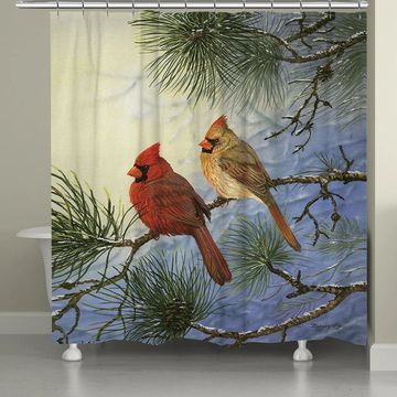 Laural Home Solitude Shower Curtain