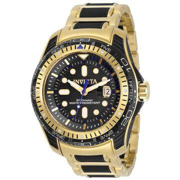 Invicta Men's Hydromax 29588 Gold Watch